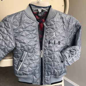 Air Jordan Kids Puffer Jacket excellent condition